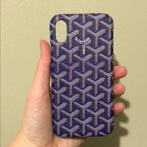 Brand New GOYARD iPhone X Case